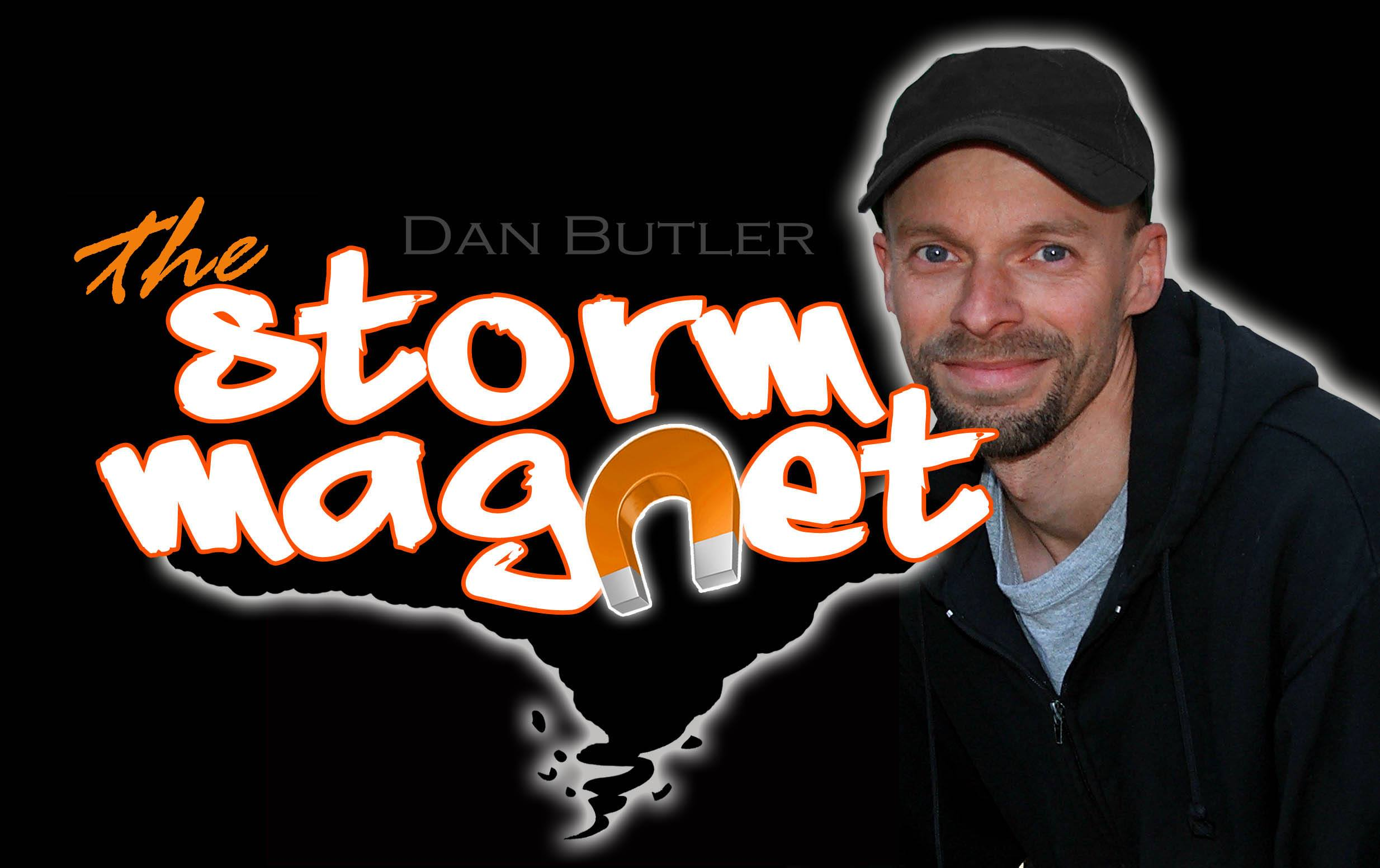 The Storm Magnet: Charge your devices, get gas for the generators!