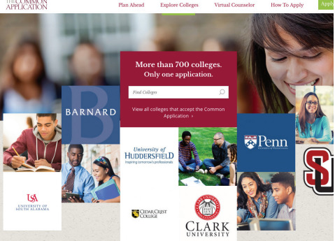Education: Simplifying the college application process
