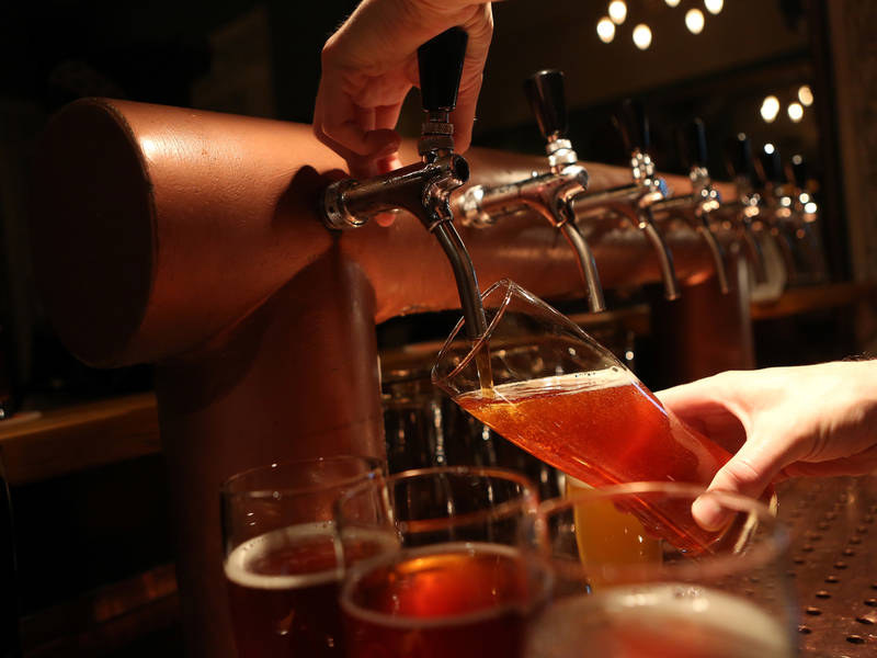 In New England, Craft Beer Is Becoming The New Wine