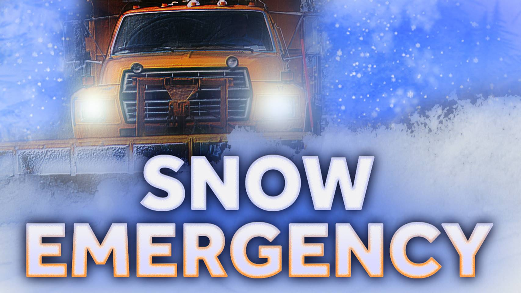 what is the definition of a snow emergency