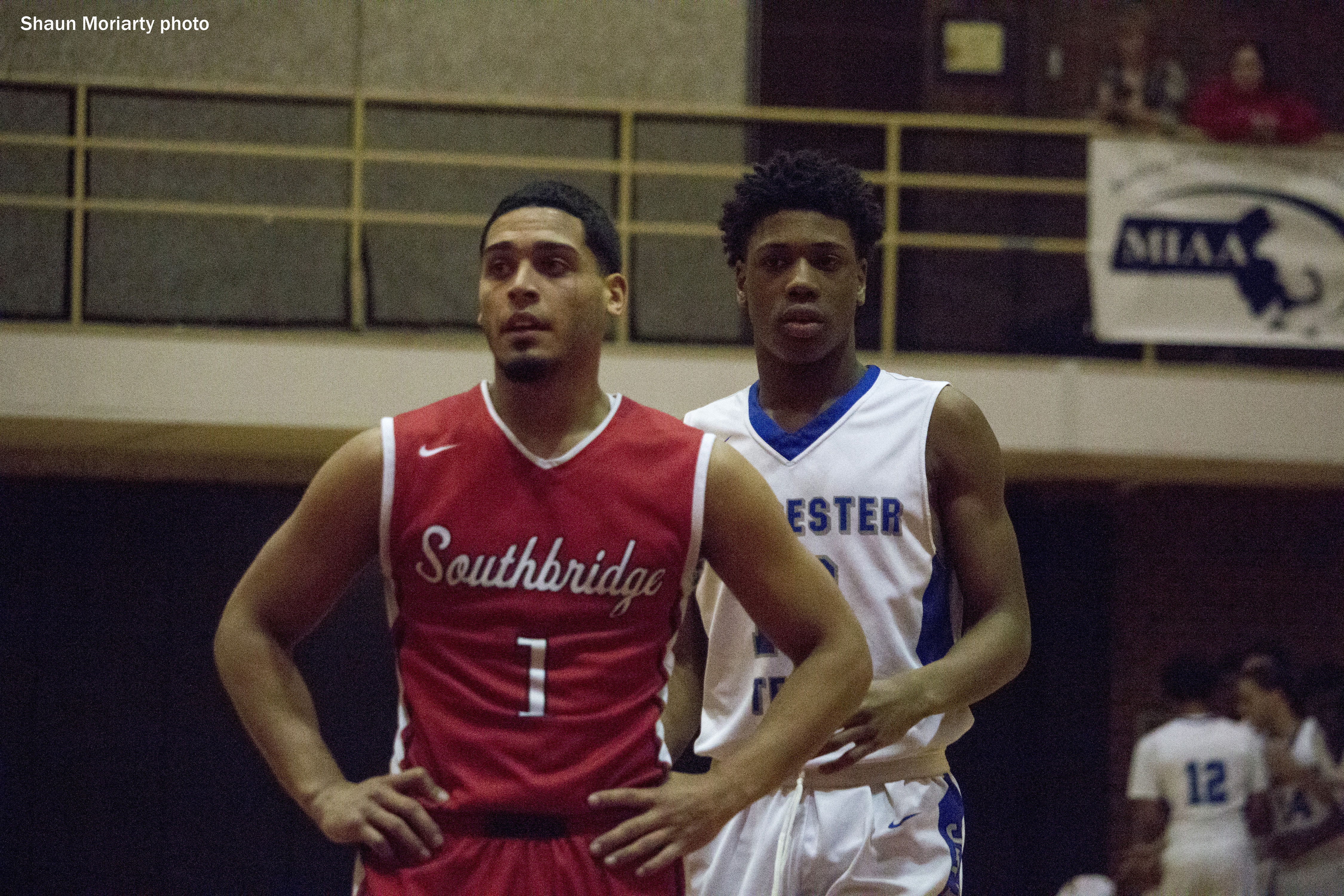 Boys Basketball: Southbridge 50, Worcester Tech 77