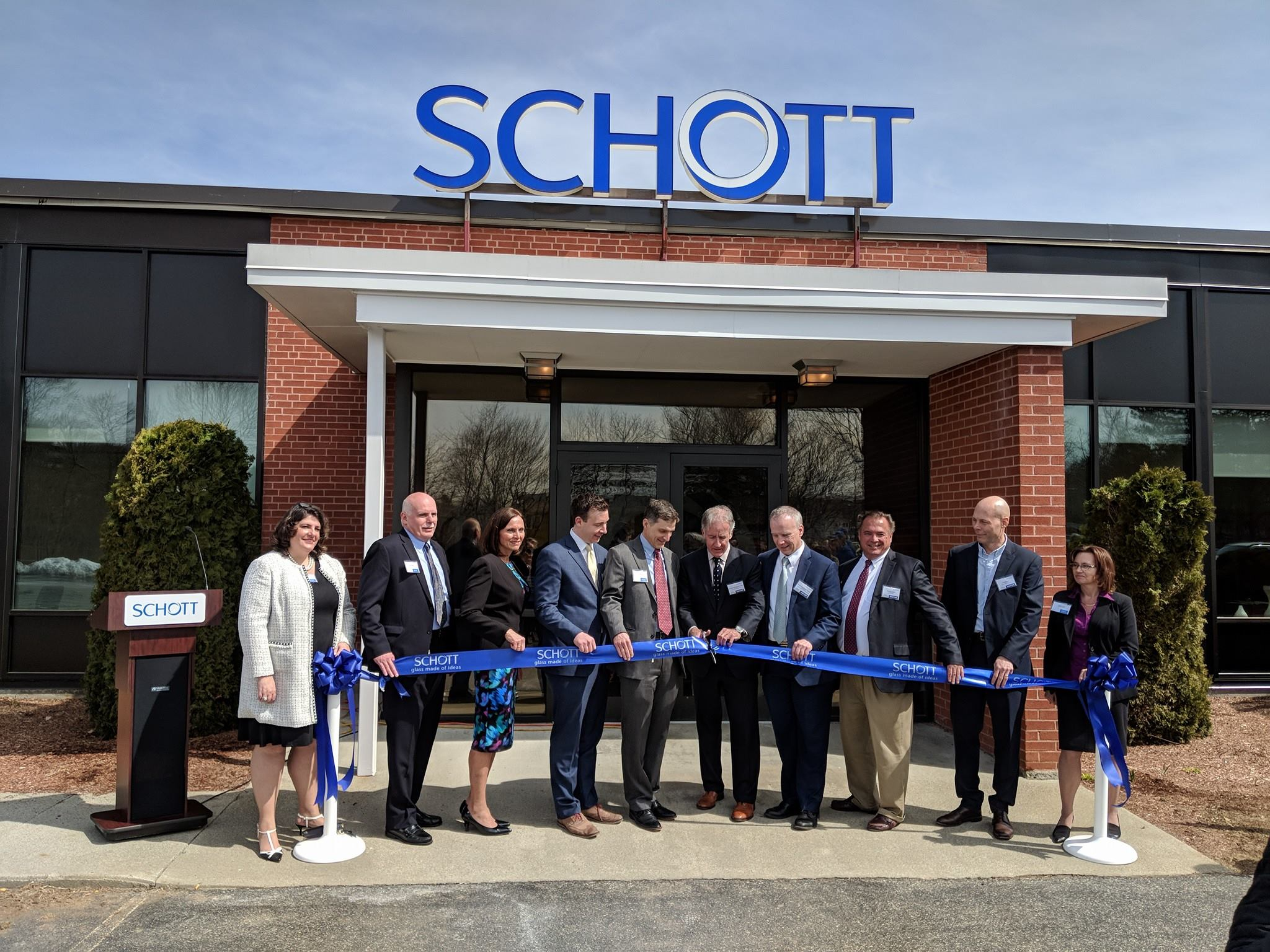 SCHOTT announces continued investment in Southbridge Lighting and Imaging facility