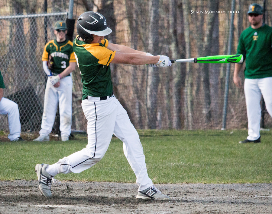 Baseball: David Prouty 1, Tantasqua 22