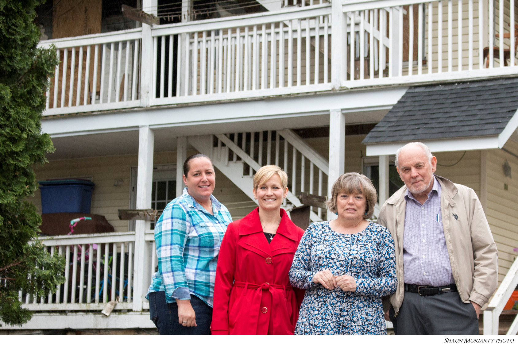 Fortunate timing helps save lives in Southbridge blaze