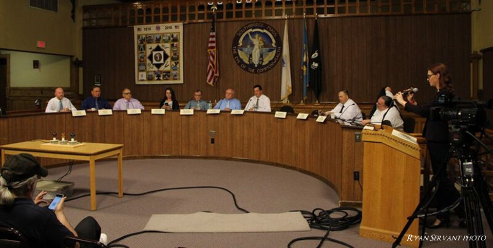 Southbridge Town Council Candiates Debate Local Issues