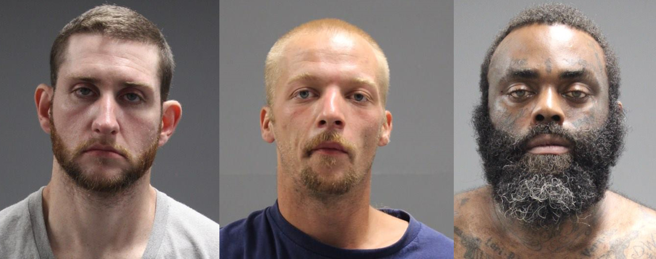 Three men arrested after armed robbery outside Big Y