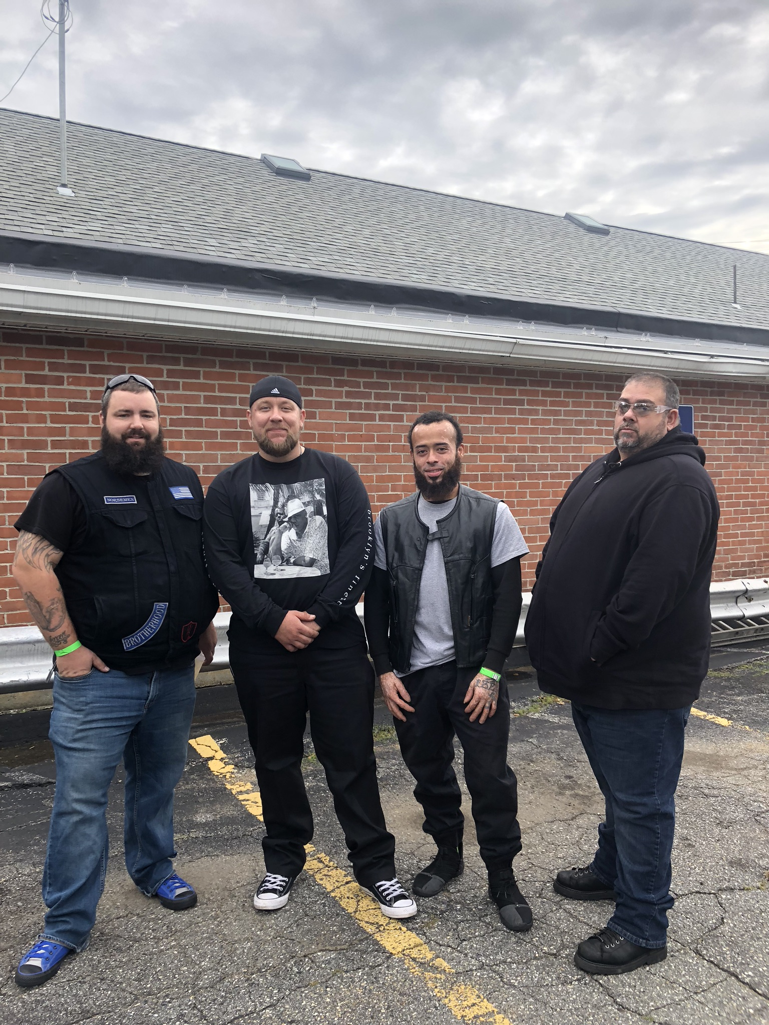 Fraternal Order of Eagles Holds Ride to End Violence and Abuse