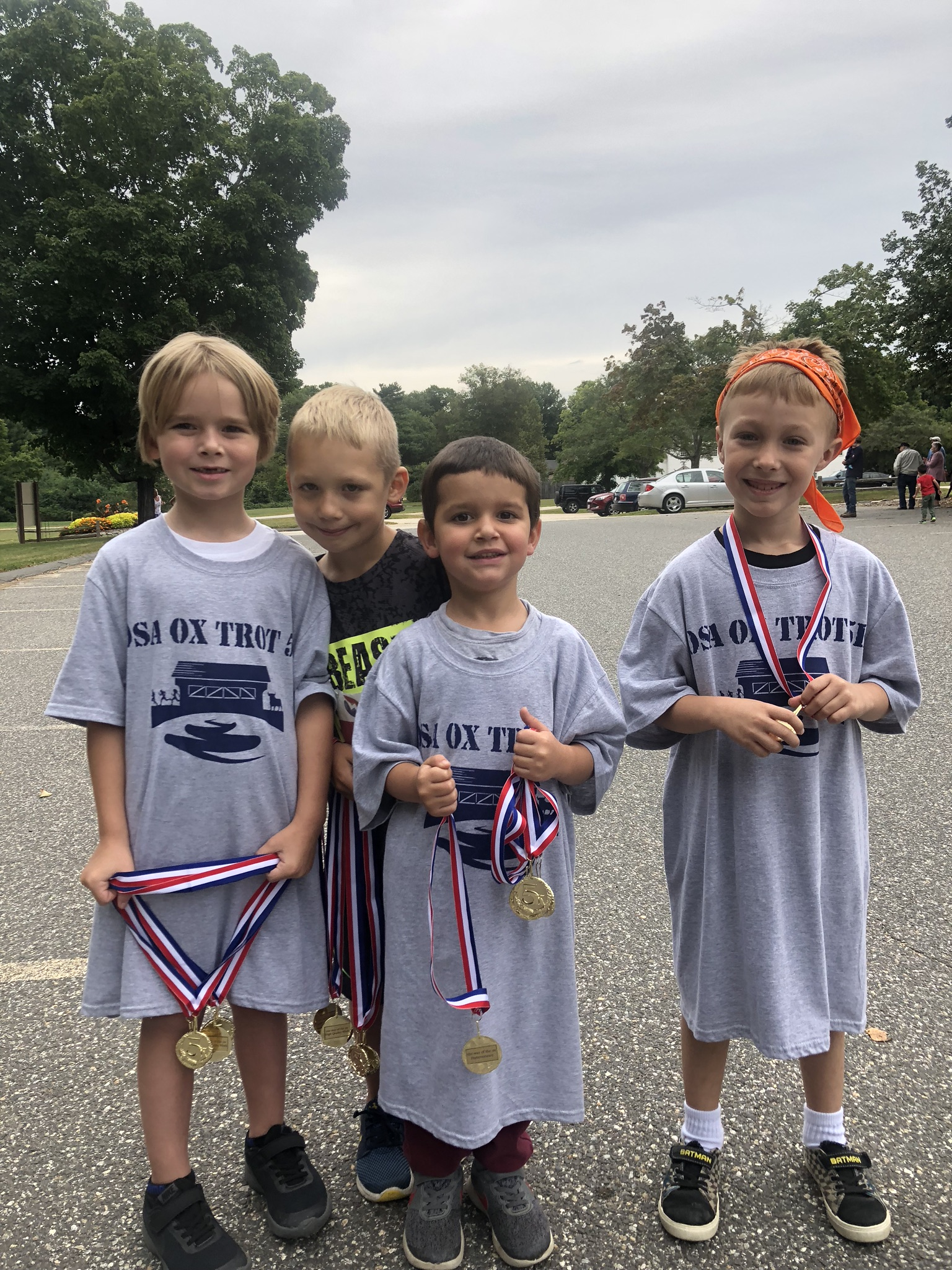 First Annual Old Sturbridge Academy Ox Trot 5k a Success