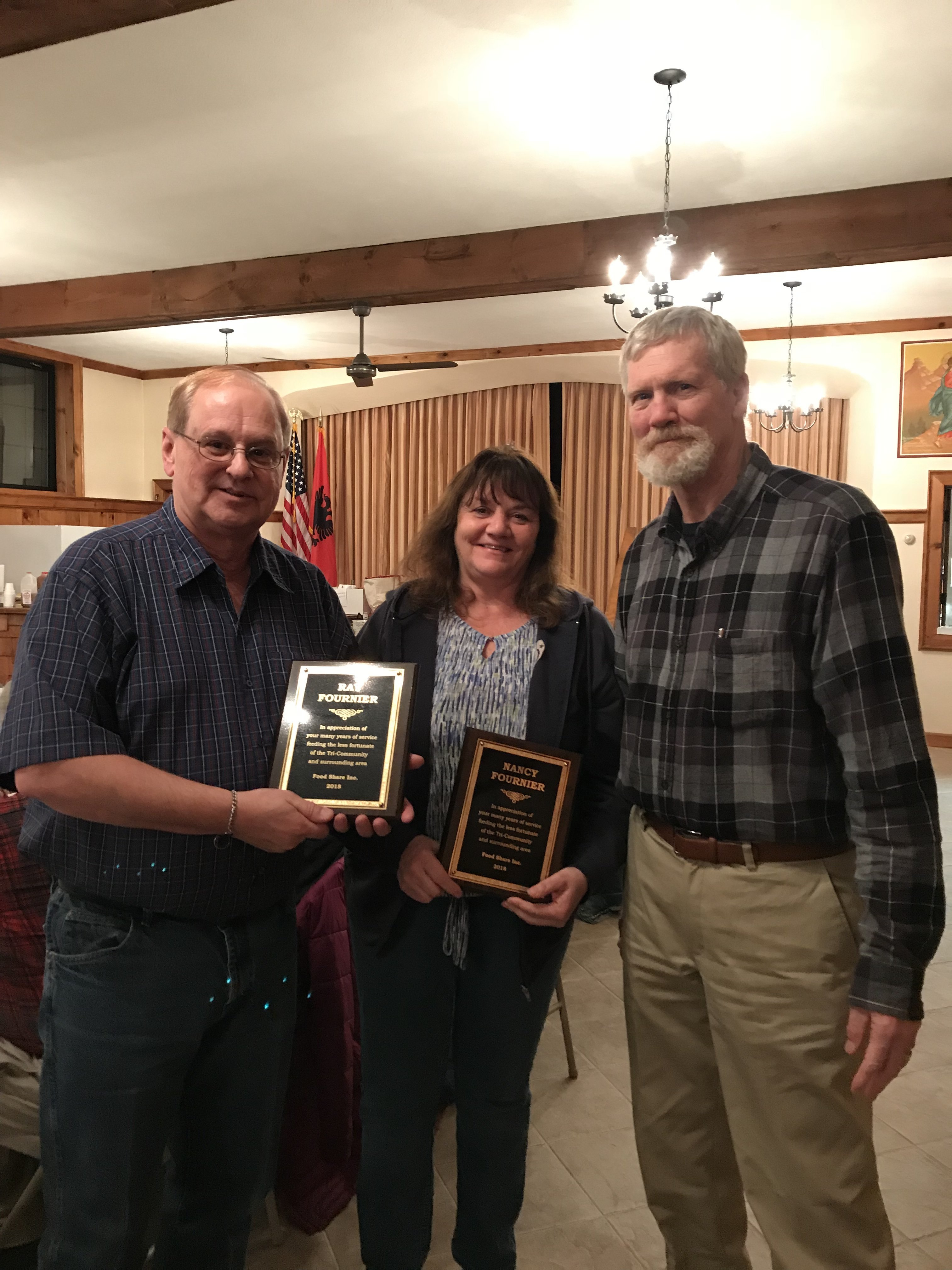 Southbridge Food Share Honors Donors, Volunteers