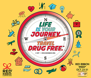 San Angelo: Southbridge Launches Red Ribbon Week