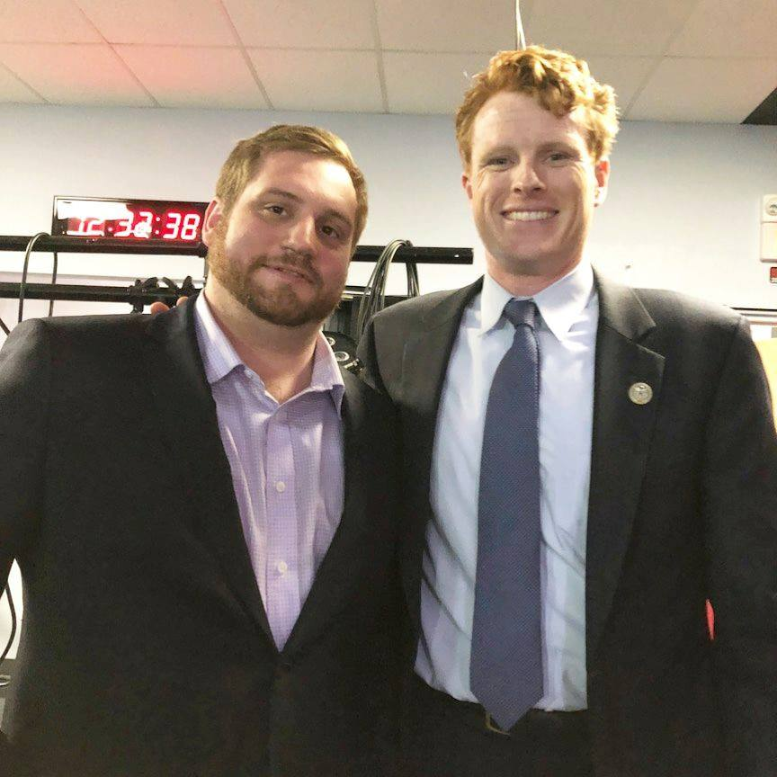 Congressman Joe Kennedy III Endorses Tom Merolli for State Senate
