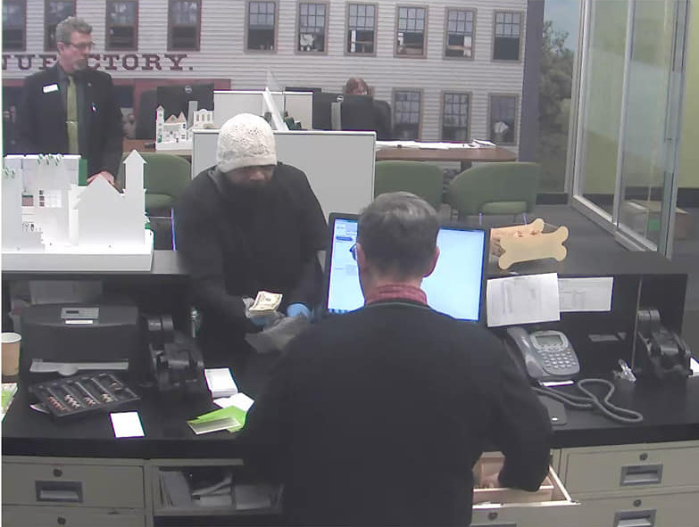 Mileti charged with armed robbery at TD Bank