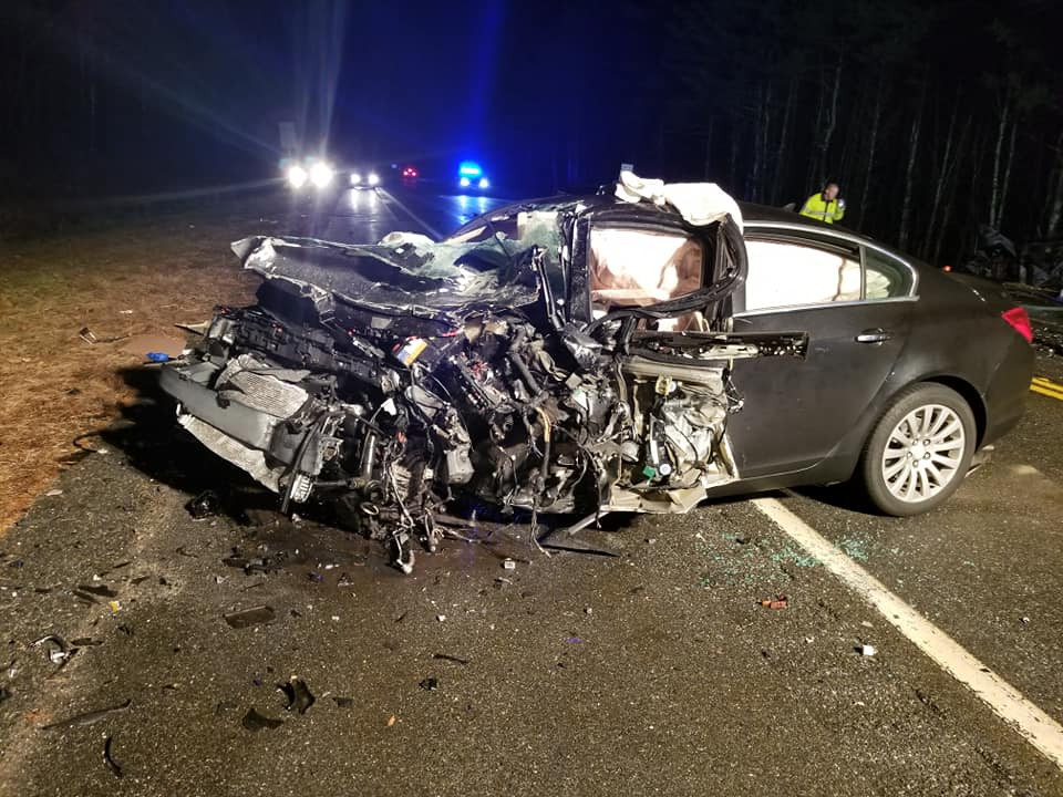 Spencer man killed in car accident on Podunk Pike