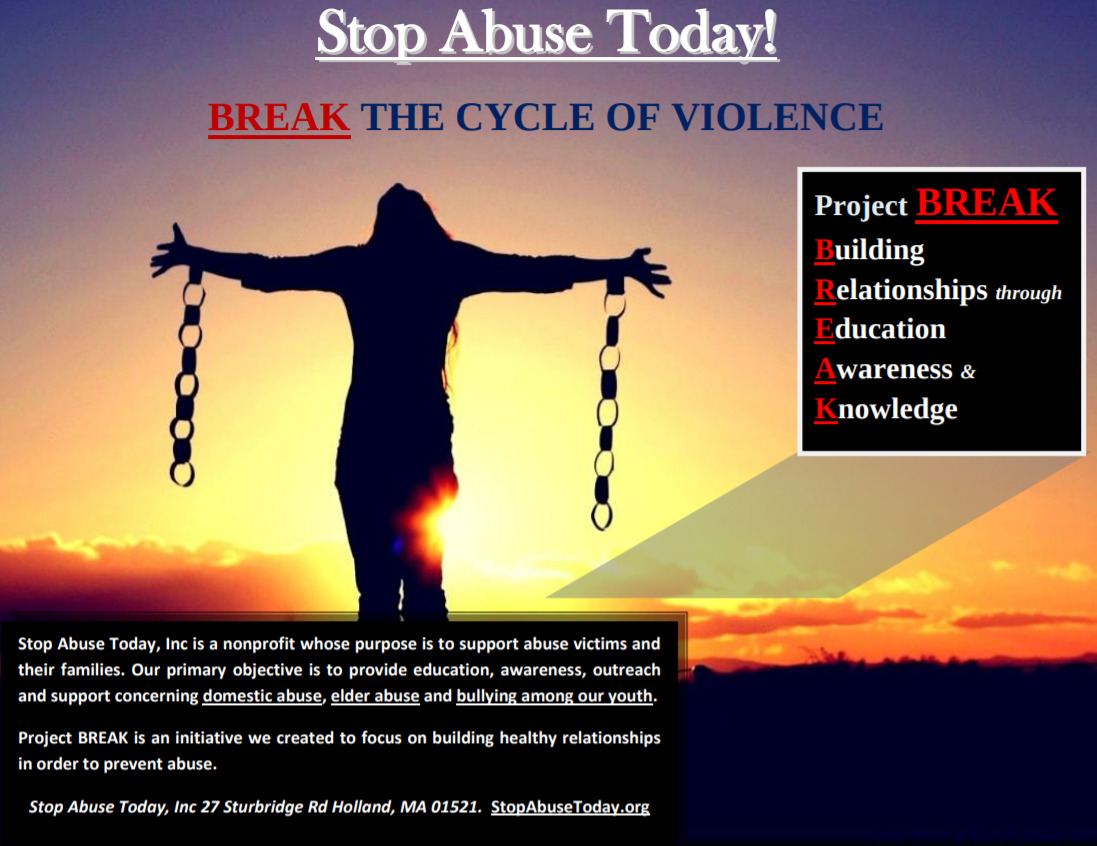 Advocacy group announced Project BREAK