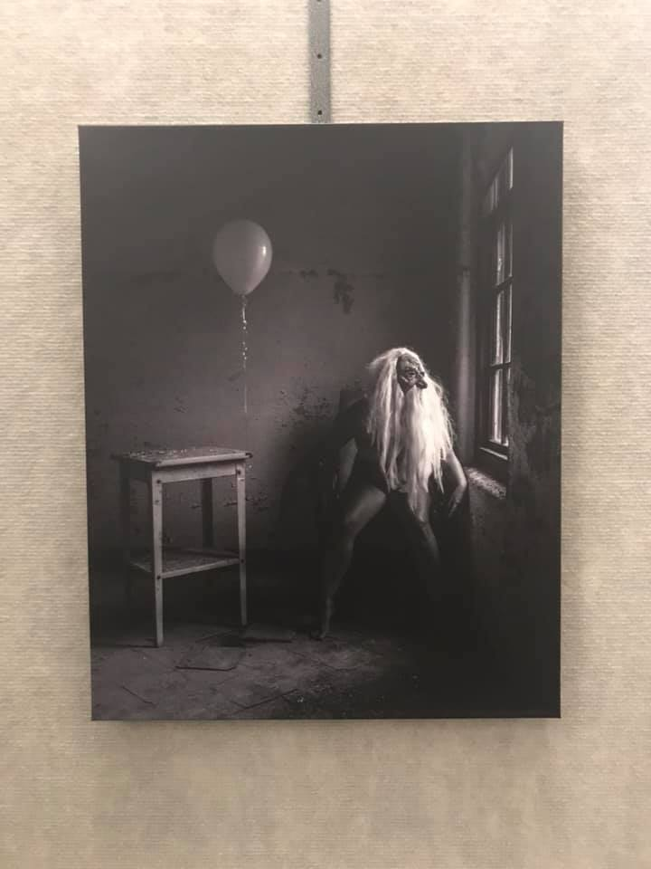 Haunting Photography of Justin Lawson Exhibited at Southbridge Library