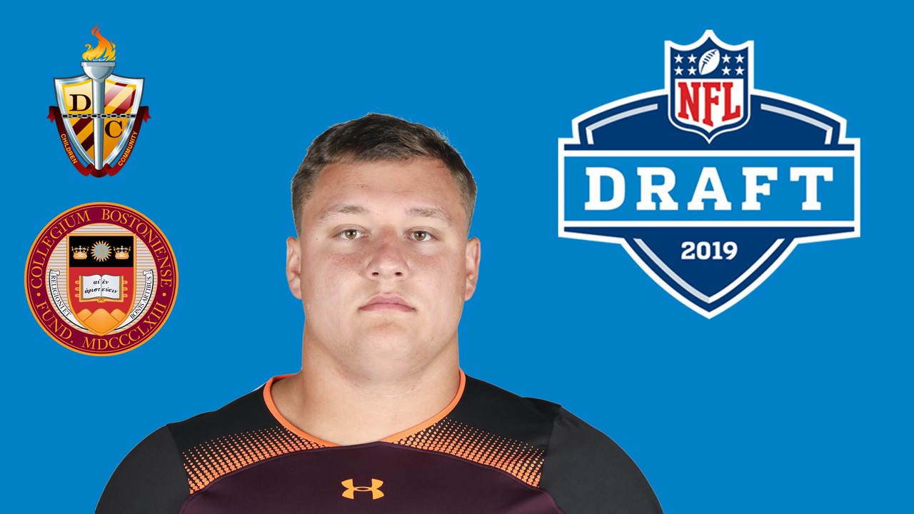 Shepherd Hill rooting for one of its own in NFL Draft