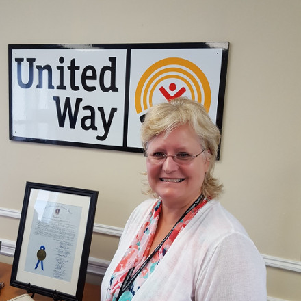 United Way tabs Parzych as new leader