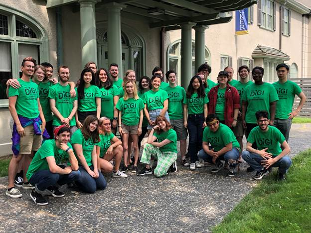 Becker students participate in MassDiGi