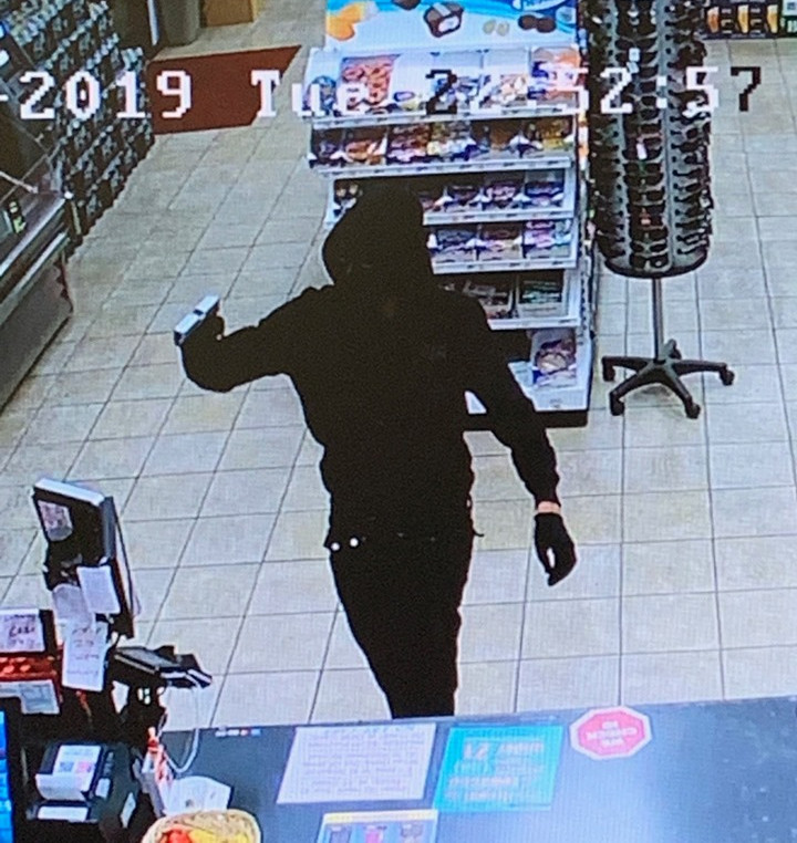 Police seek armed robbery suspects