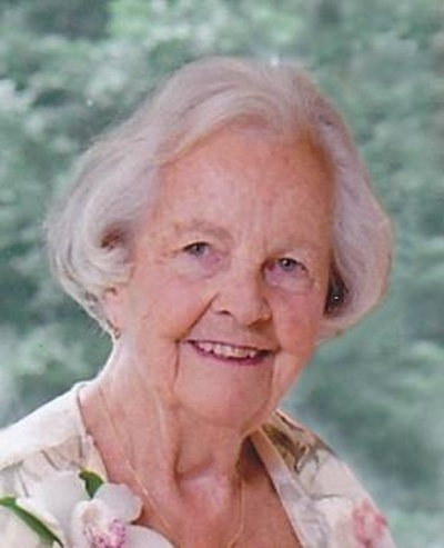 Marie Frances (Fleming) Morrill, 90