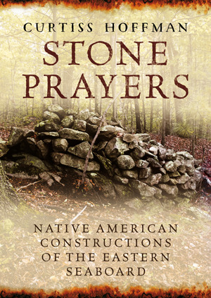 "Book Cover Art for ""Stone Prayers"" by Dr. Curtiss Hoffman"