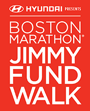 Logo of the Jimmy Fund Walk