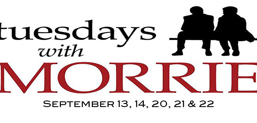 logo for Tuesdays with Morrie