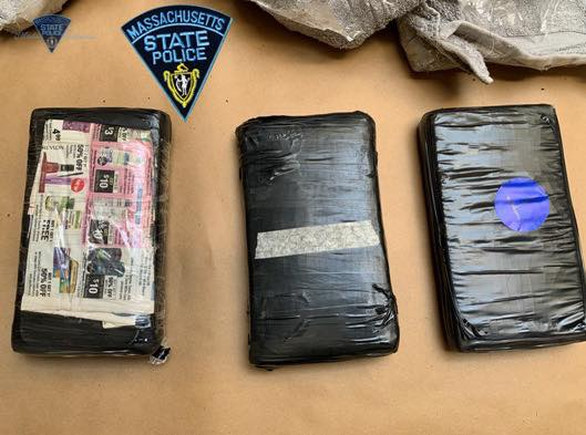 State Police seize three kilograms of Fentanyl
