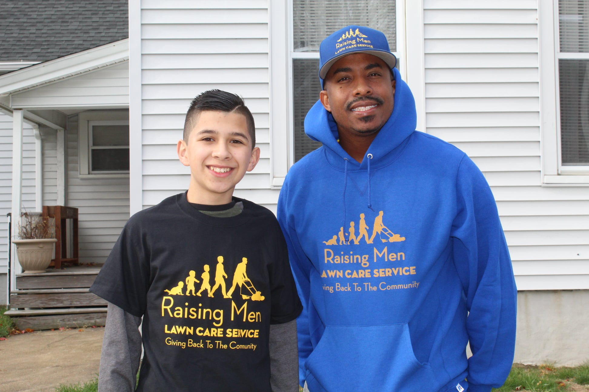 Olivo recognized for charitable efforts in 50 Yard Challenge