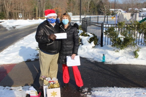 Sturbridge Rotary aids dozens of local families