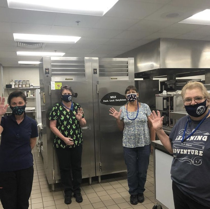 SEBRSD chief lauds food service effort during pandemic