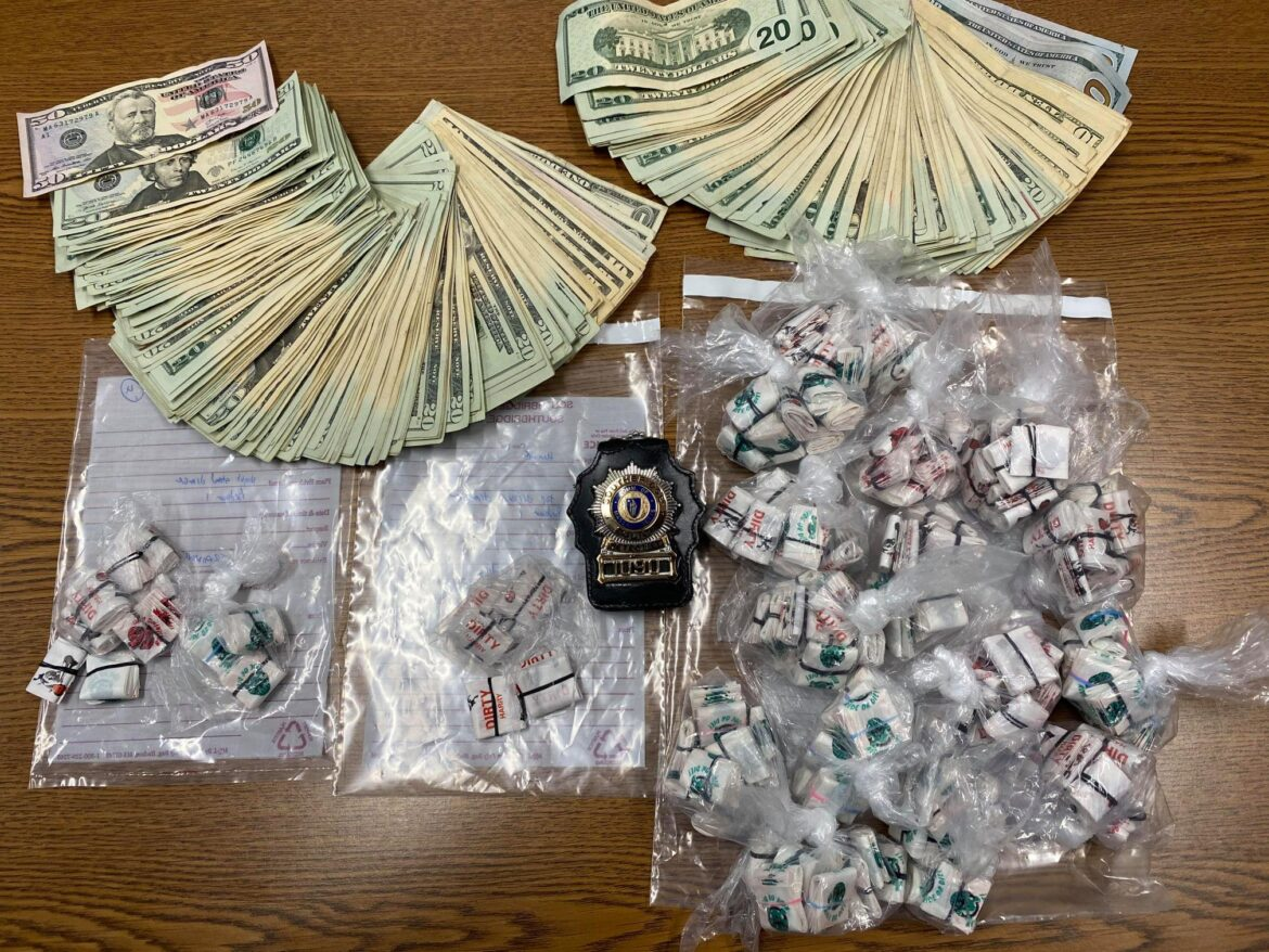 Four arrested on drug charges at two Southbridge apartments