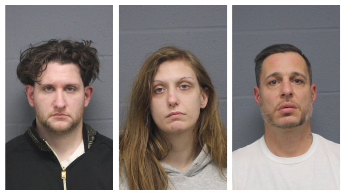 Trio arrested on drug charges in Webster