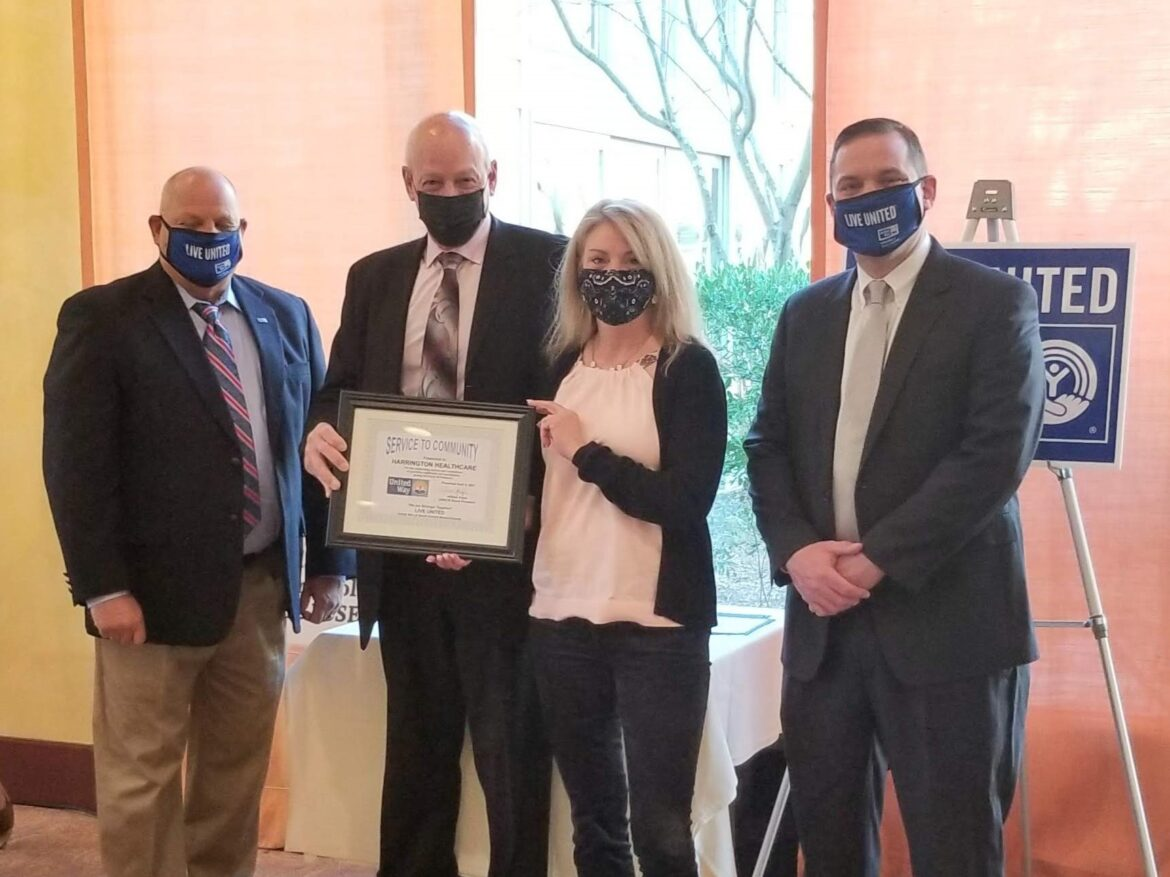 United Way holds hybrid award ceremony, annual meeting