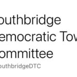 Logo for Southbridge Democratic Town Committee