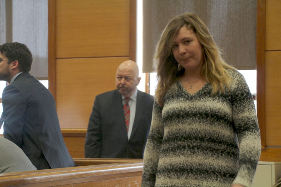 Alli Bibaud, judge's daughter at center of State Police scandal, admits to having 7 bags of heroin in car in separate case