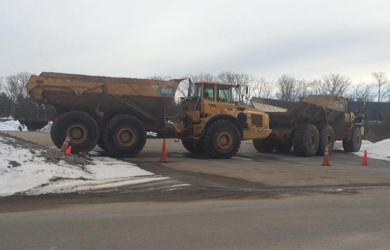 Southbridge landfill closed to drop off today