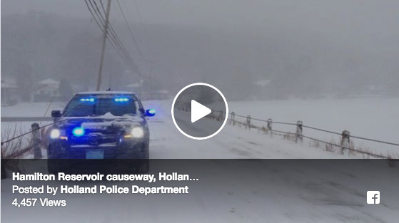 Holland Mass PD Intense Wind and Snow video