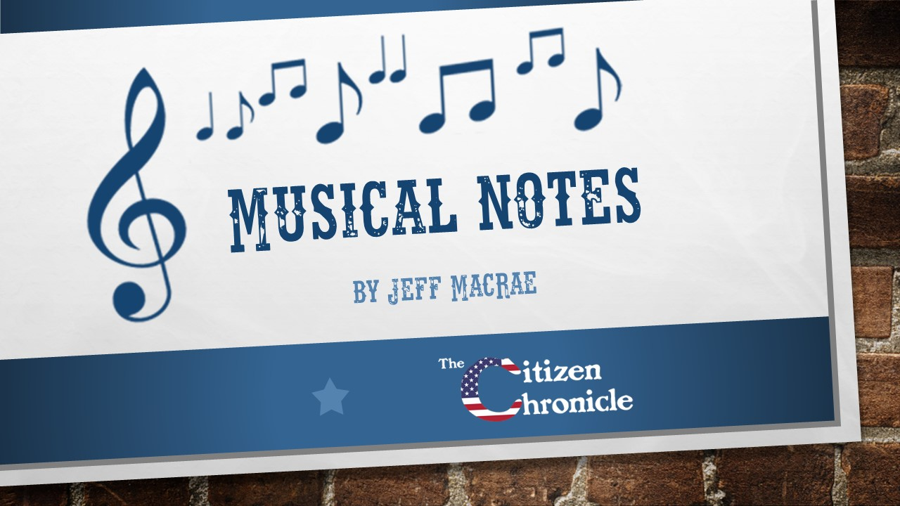 Musical Notes: Alex Grossi