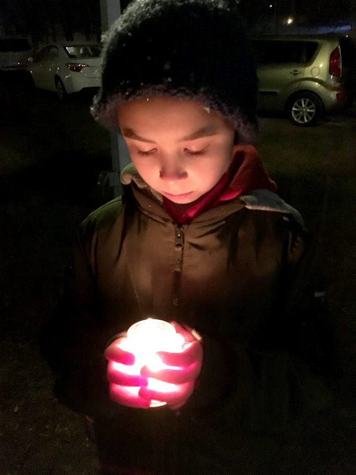 Prayers for Peace from Sturbridge to Florida