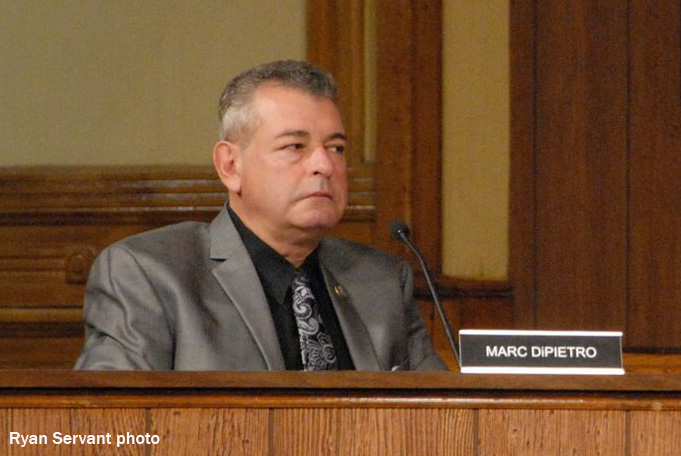 DiPietro cites learning curve in defense of open meeting law complaint