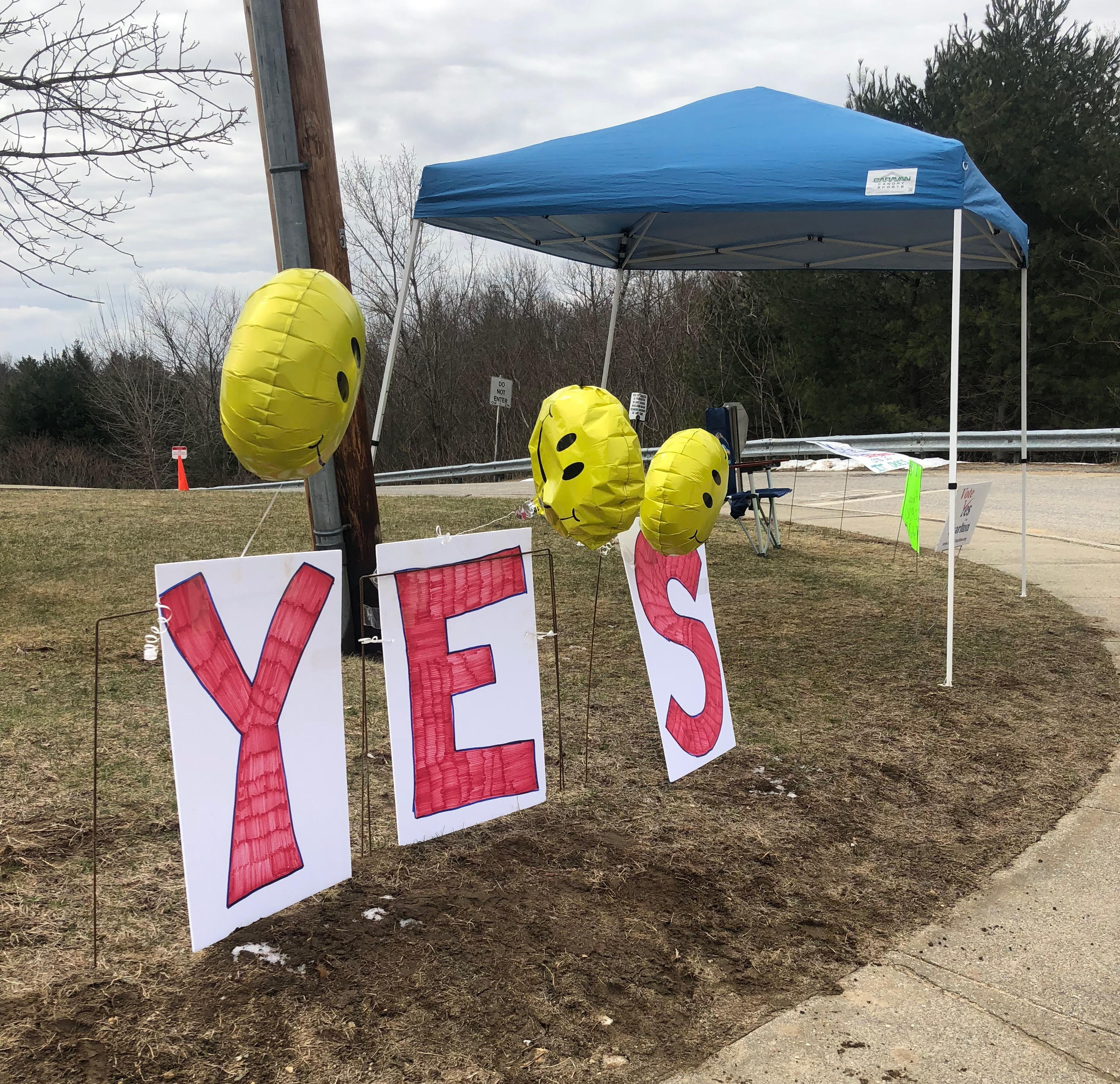 Charlton, Dudley voters support Proposition 2 1/2 override for schools