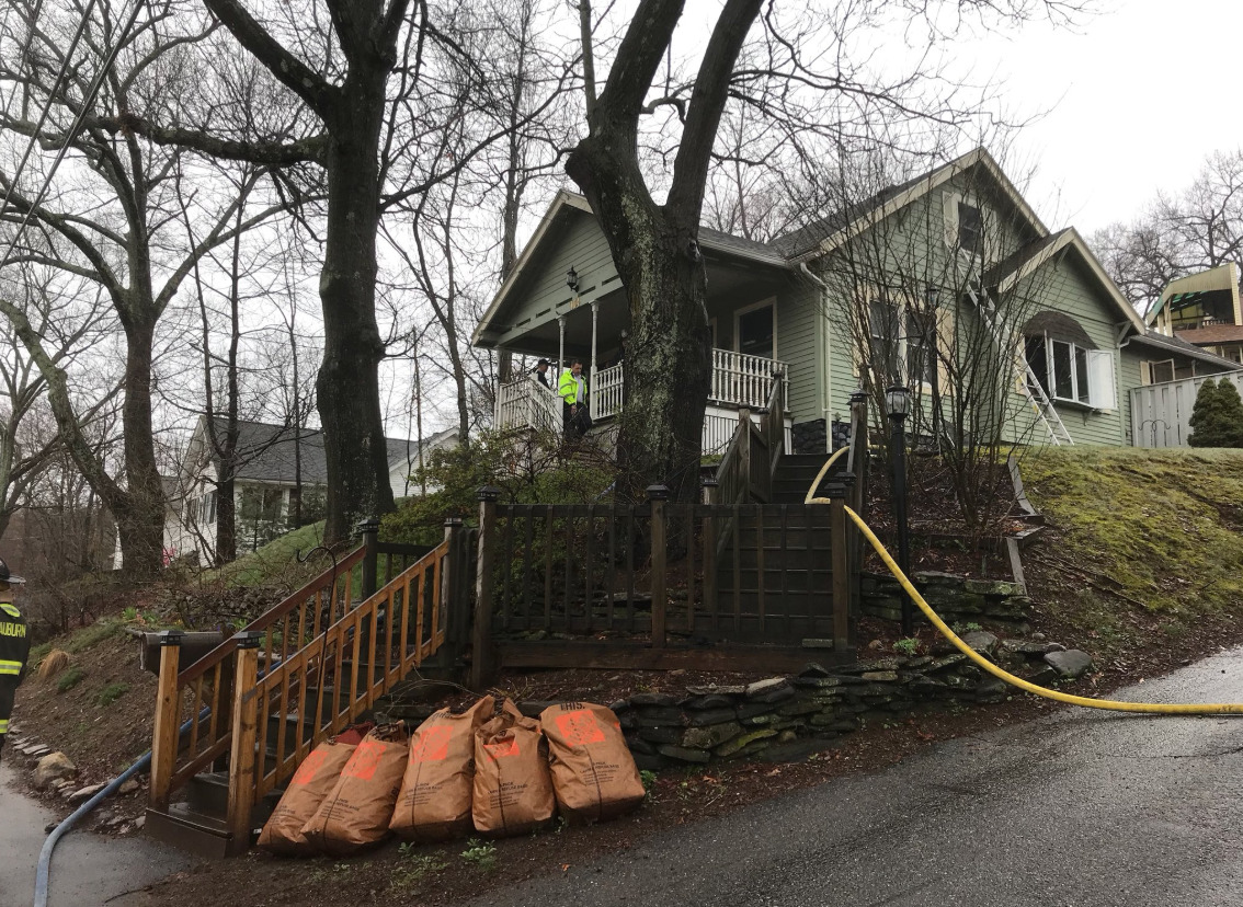 Dishwasher cited as cause of Boyce Street fire