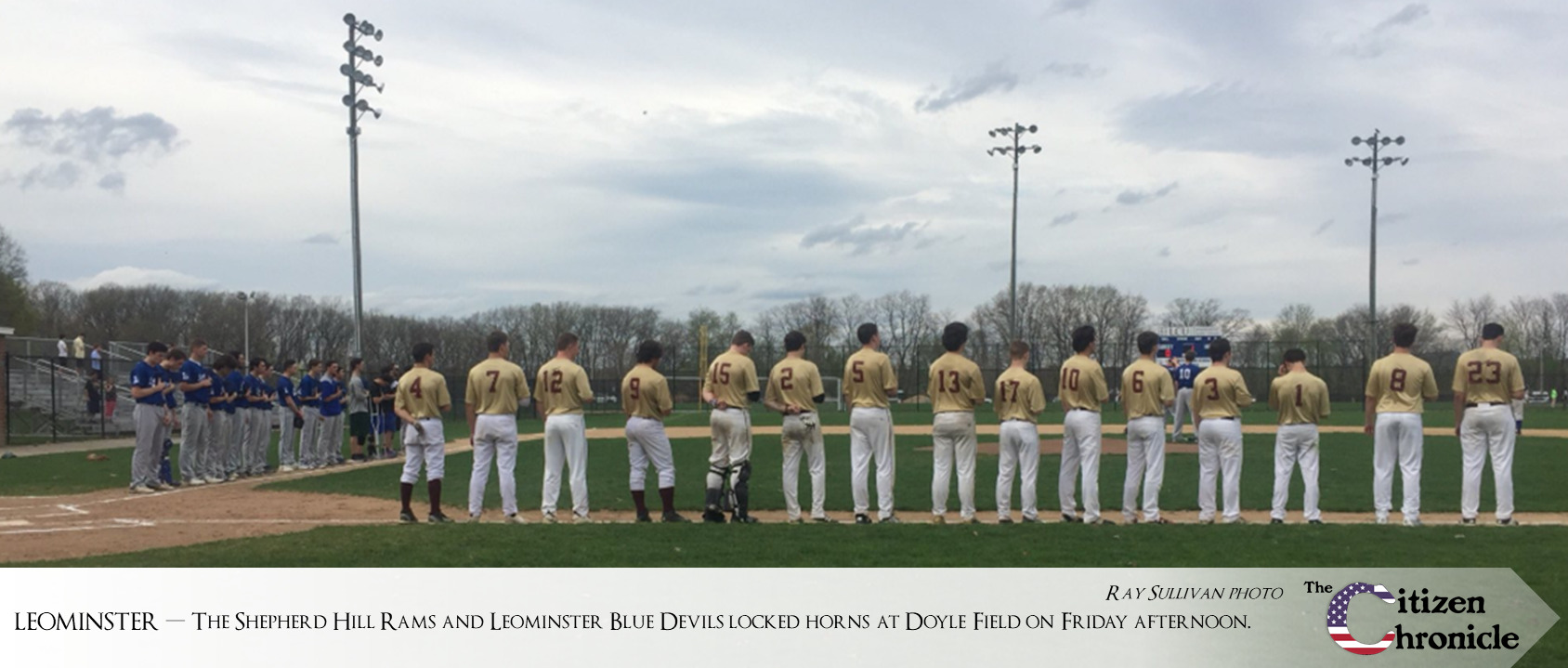 Baseball: Shepherd Hill 0, Leominster 16
