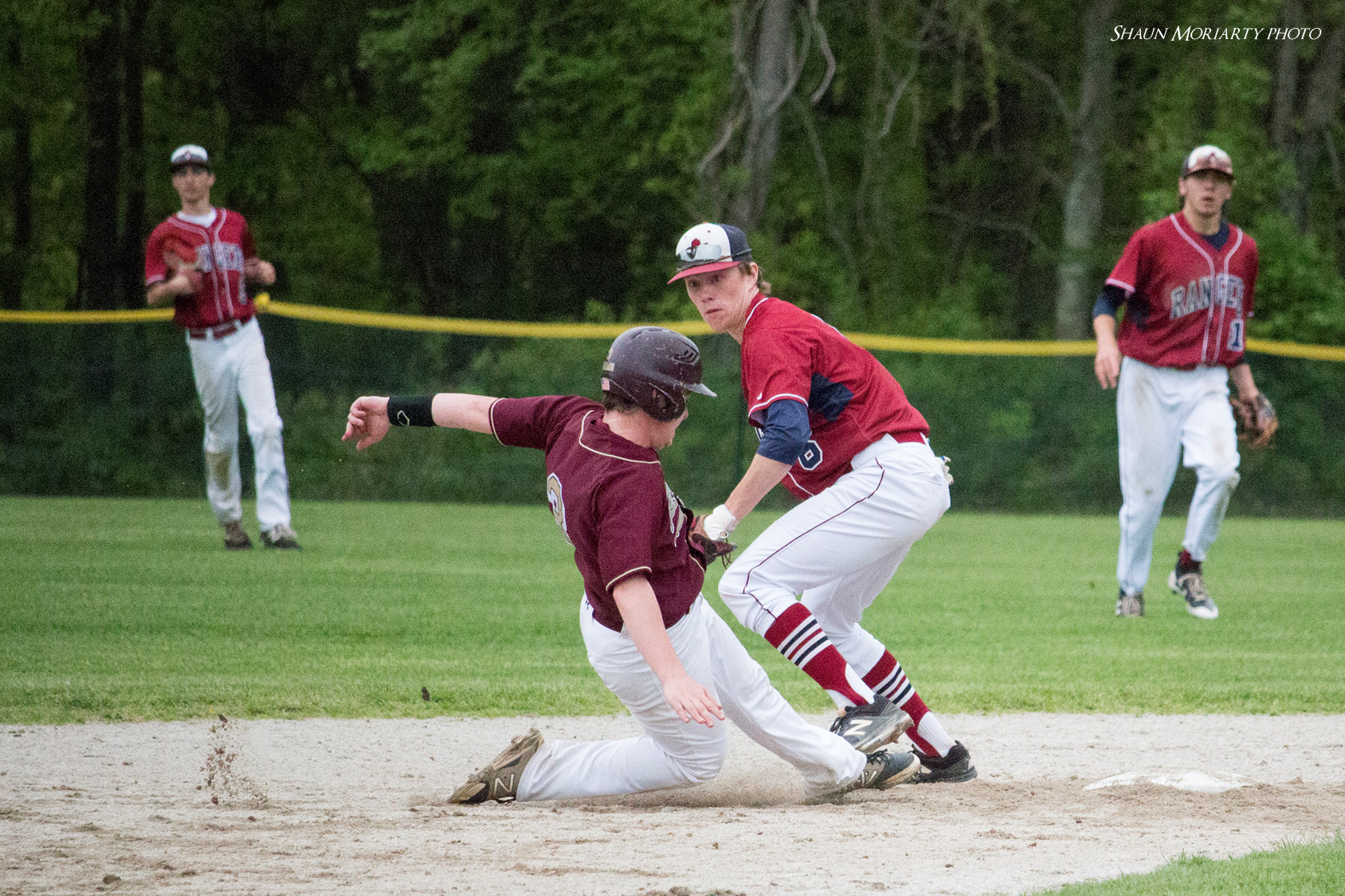 Baseball: Westborough 3, Shepherd Hill 1