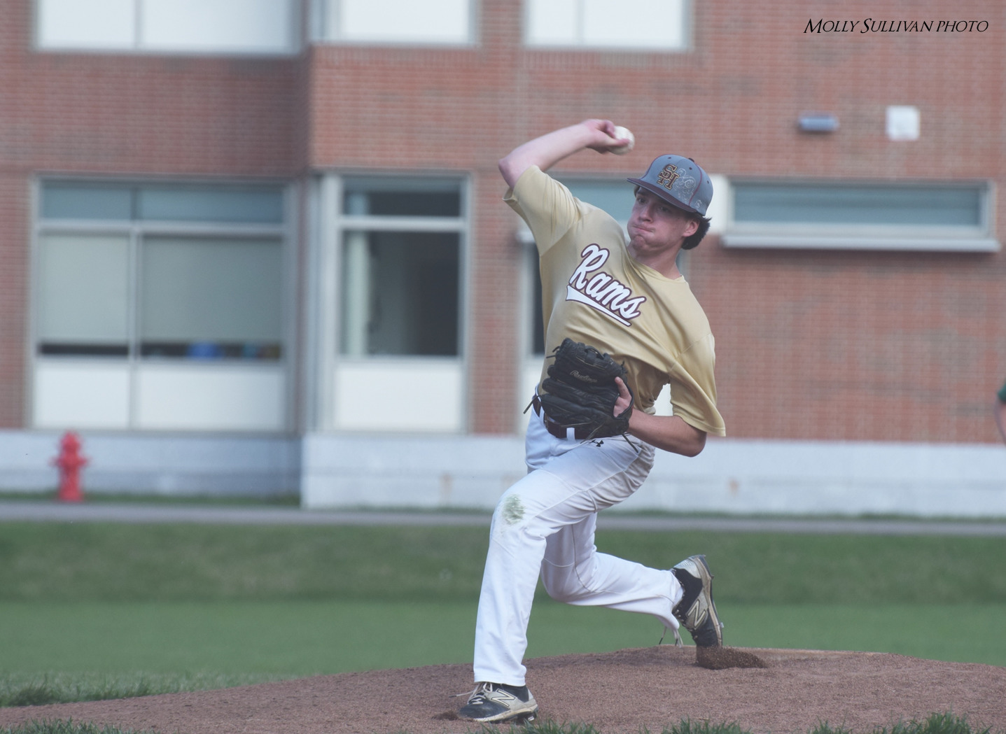 Baseball: Shepherd Hill 5, Grafton 11
