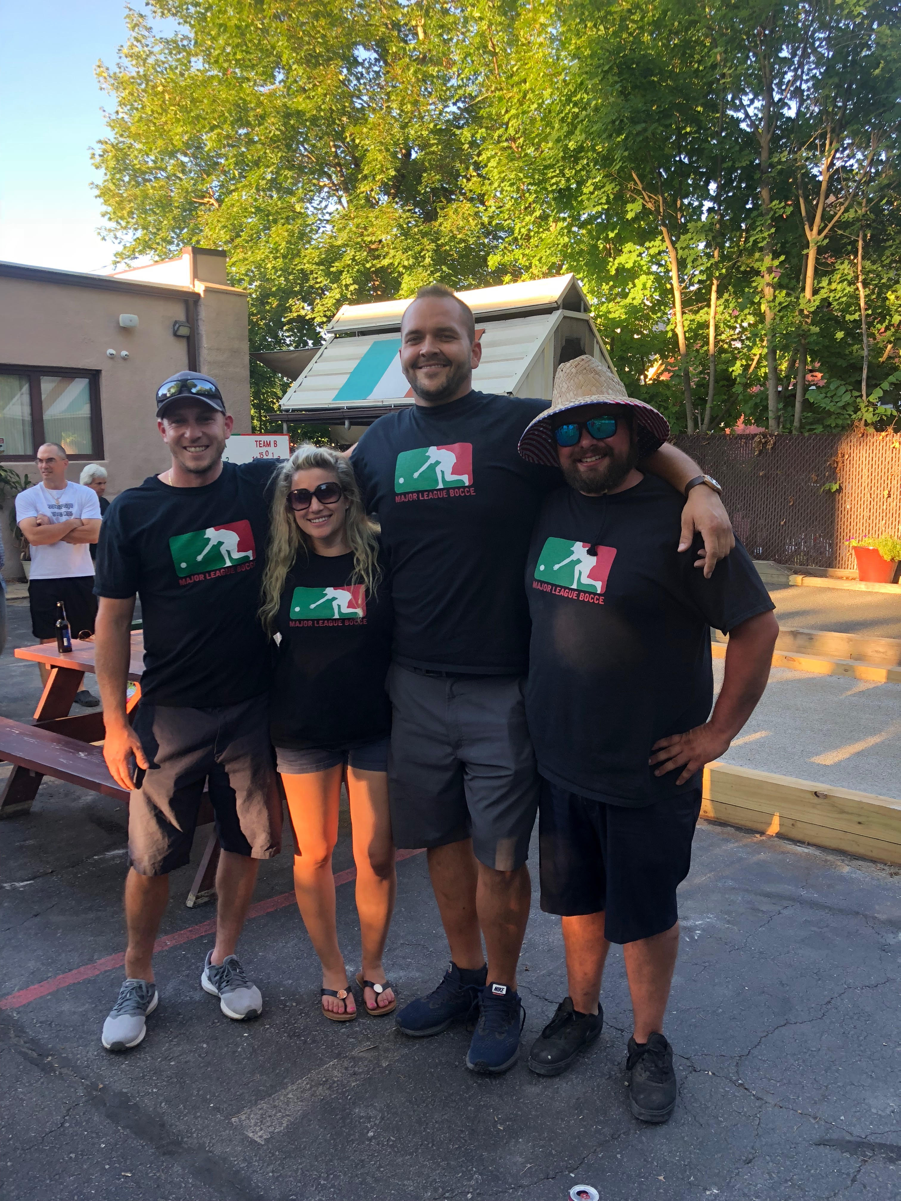 Italian Club Gets Makeover With Help From Bay Path Students