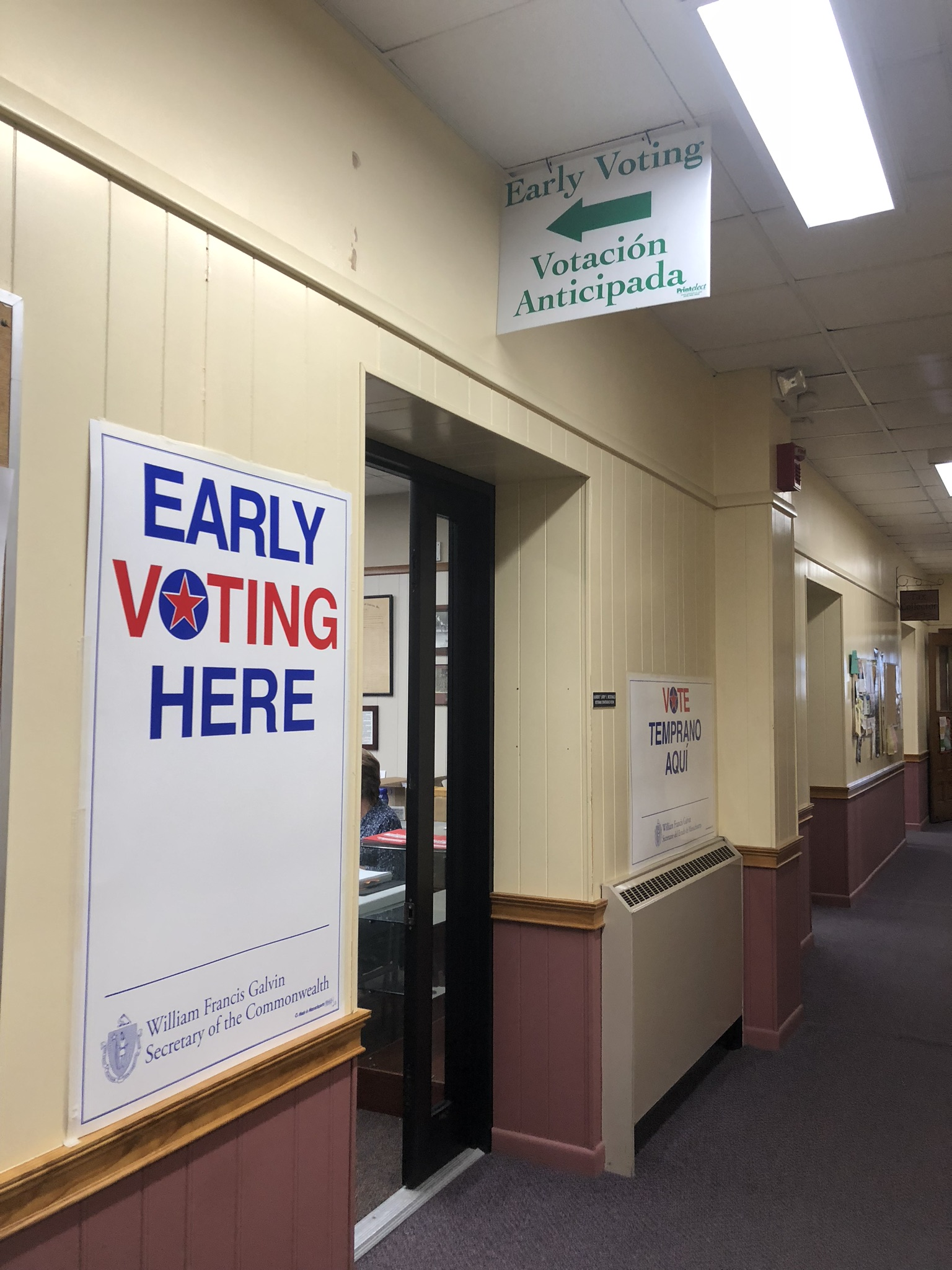 Time Remains for Early Voting