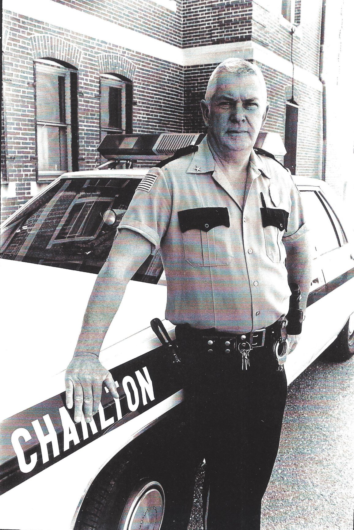 Former police chief mourned