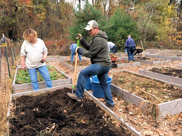 CFC planting seeds of community garden expansion